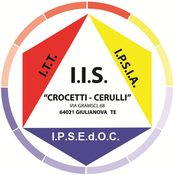 """ISTITUTO D'ISTRUZIONE SUPERIORE """"V. CROCETTI – V. CERULLI"""""""